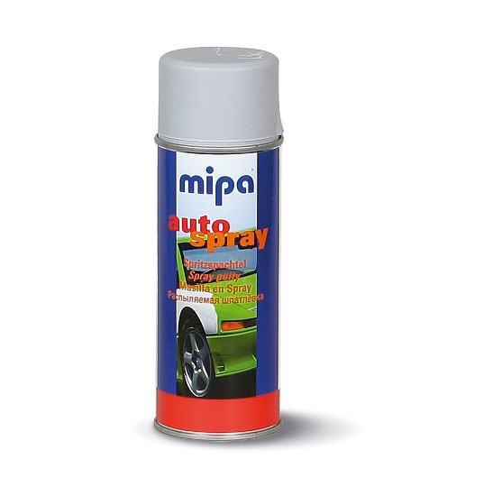 Распыляемая аэрозольная шпатлёвка Mipa Spritzspachtel