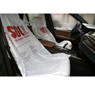 Плёнка для маскировки сидений SOLL