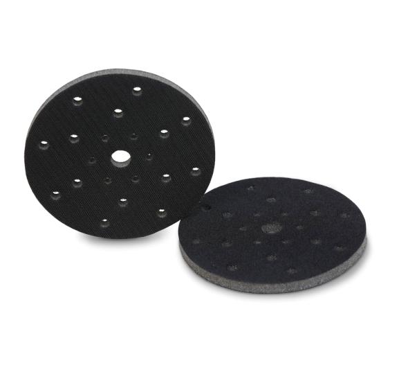 SOLL мягкая подложка на диск для шлиф. бумаги с 21 отв. (10 – 5 мм)