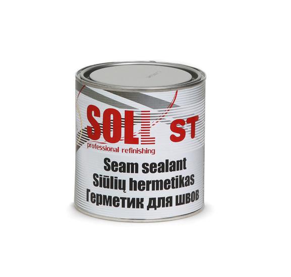 SOLL ST наносимый кистью герметик для швов 850 г - Жёлтый