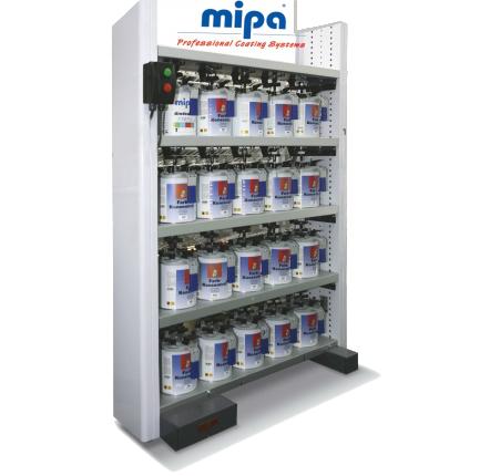 Mipa Pro Mix Industry