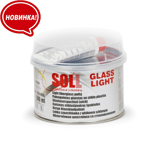 SOLL-GLASS-LIGHT-shpatlevka n